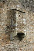 Medieval toilet — Stock Photo