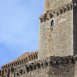 Major Fortress in Assisi — Stock Photo