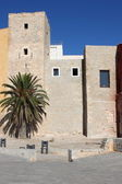 Almudaina Palace in Ibiza Town — Stock Photo