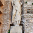 Roman statue in Ibiza — Stock Photo #14619541