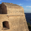 Stock Photo: Medieval bastion in Ibiza