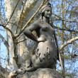 Statue of siren — Stock Photo #15464151