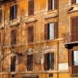 Ancient building in Rome — Stock Photo #15622827