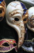 "The venetian mask ""Doctor Pantalone"" — Stock Photo"