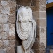 Roman statue in Ibiza — Stock Photo #17415857
