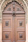 Renaissance front door — Foto de Stock