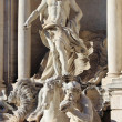 Stock Photo: Oceanus in Trevi Fountain