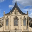 St. Barbarcathedral in KutnHora — Stock Photo #19513133