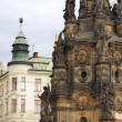 Holy Trinity Column in Olomouc — Stock Photo