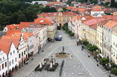 Slavonice, Czech Republic — Stock Photo