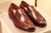 Elegant men shoes — Stock Photo