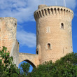 Stock Photo: Bellver Castle in Palmde Mallorca