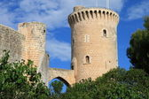 Bellver Castle in Palma de Mallorca — Stock Photo