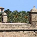 Dalt Murada in Palma de Mallorca — Stock Photo