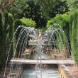 Hort del Rei gardens in Palma de Mallorca - Stock Photo