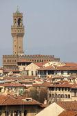 Panorama florencja — Zdjęcie stockowe