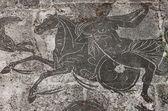 Antik Roma Mozaik — Stok fotoğraf