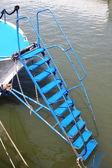 Ship ladder — Stock Photo