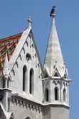 Kościół macieja w budapeszcie — Zdjęcie stockowe