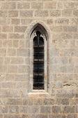 Medieval window — Stock Photo