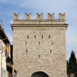 Porta Nuova in Assisi — Stock Photo