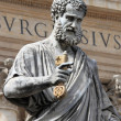 Stock Photo: Statue of Saint Peter the Apostle