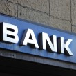 Bank sign — Stock Photo #22669809