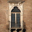 Renaissance balcony — Stock Photo