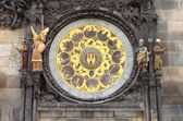 Horloge astronomique prague — Photo