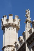 Gargoyle in City Hall building of Palma de Mallorca — Stock Photo