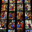 Stained glass window — Stock Photo #24074699