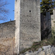 Stock Photo: Bastion in SMarino