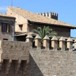 Almudaina Palace in Palma de Mallorca — Stock Photo #24351869