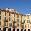 Plaza Major in Palma de Mallorca — Stock Photo
