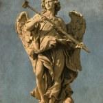 Angel statue - Vintage — Stock Photo #24745255