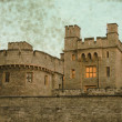 Tower of London - Vintage — Stock Photo