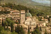 Cattedrale di san rufino - vintage — Foto Stock