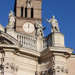 Holy Cross in Jerusalem Basilica in Rome — Stock Photo