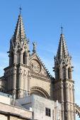 Palma de Mallorca cathedral — Stock Photo