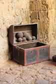 Old chest — Foto de Stock