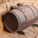 Gunpowder barrel — Stock Photo #25584205