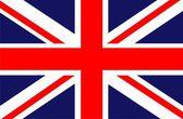 Bandeira do reino unido — Foto Stock