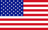 Flag of USA — Stock Photo