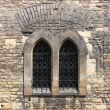 Medieval window - Stock Photo