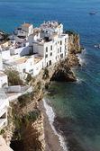 Sa Penya District in Ibiza — Stock Photo