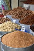Frutos secos e leguminosas — Foto Stock