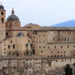 Panorama of Urbino — Stock Photo