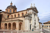Cathedral of Urbino — Stock Photo