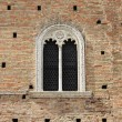 Stock Photo: Medieval window