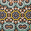 Moroccan mosaic — Stock Photo #26718717